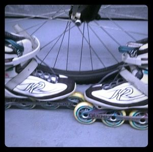 K2 Rollerblades, used for sale